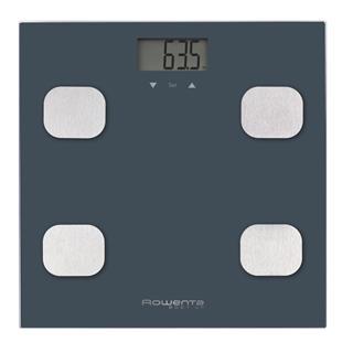 Báscula Rowenta Body Up medición de grasa corporal