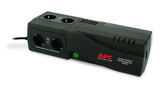 APC Surge Arrest+Battery Backup 325 VA 4 Tomas