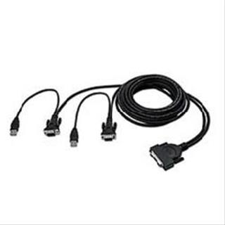 BELKIN KIT CABLES USB 1.8M      CABLE 6 U