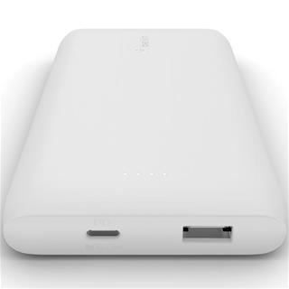 Belkin PB 10K 18W PD USB-C USB-A WHT