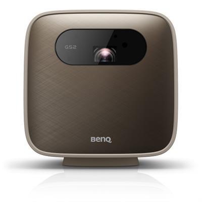 Proyector BenQ GS2 ANSI LED DLP HD WiFi 500Lum