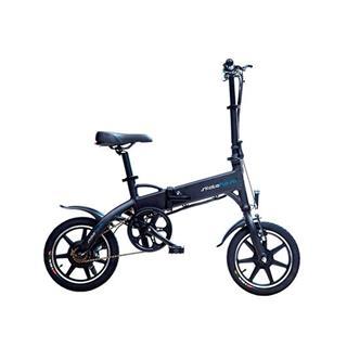 Bicicleta eléctrica 14  SKATEFLASH COMPACT Negro