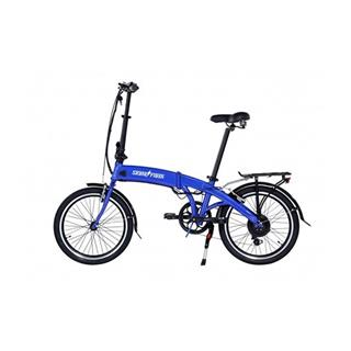 Bicicleta eléctica 20  SKATEFLASH PRO COLOR Azul