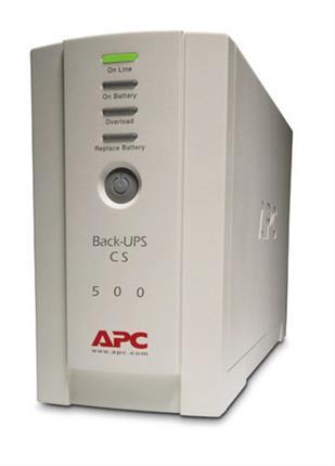APC Back UPS/500VA Offline