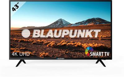 """Televisor Blaupunkt BS43U3012OEB 43"""" UHD 4K Smart ..."""