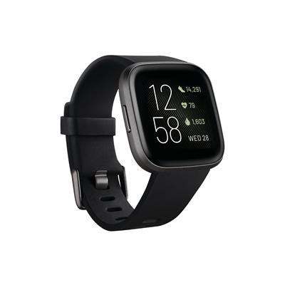 Bracelets  Smartwatch Fitbit Versa 2 Black/Carbon ...