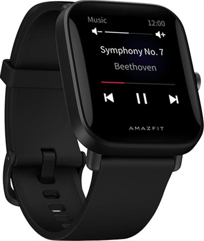 Bracelets  Smartwatch Huami Amazfit Bip u Black EU