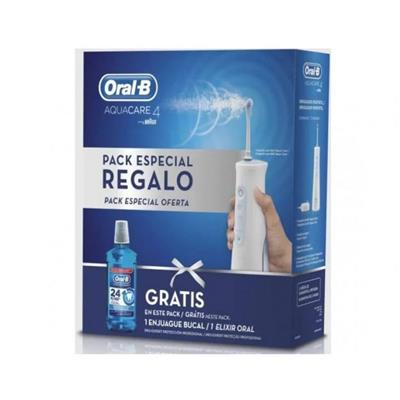 Braun Irrigador Dental Aqua Care + Colutorio