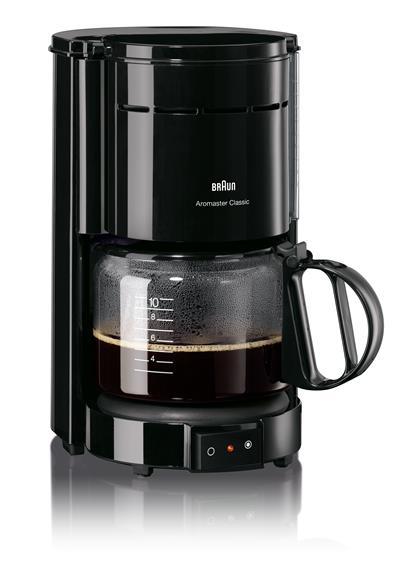 Braun KF 47/1 Classic negro Aromaster