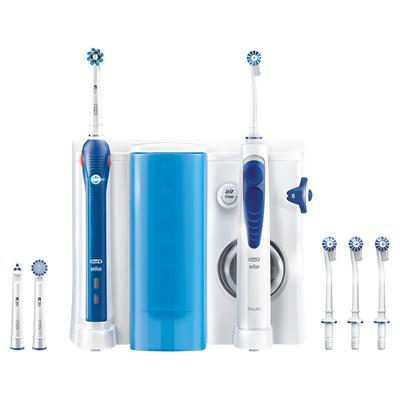 Braun Oral-B Center OxyJet Irrigador + Oral-B PRO ...