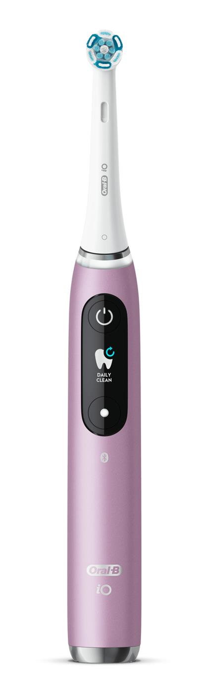 Braun Oral-B iO Series 9N Rose Quartz