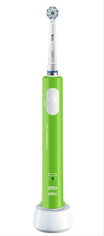 Braun Oral-B Junior verde