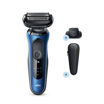 Braun Series 6 60-B1200s black/blue