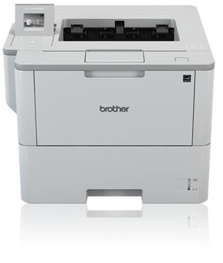 Impresora láser monocromo Brother HLL6400DW A4 40PPM NLPI 128MB 1200DPI Doble cara Wifi Ethernet USB