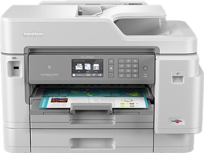 Impresora multifunción Brother MFC-J5945DW A3 ...
