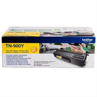 BROTHER Tn900y yellow toner 6000 pag.  supl