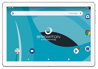 "TABLET BRIGMTON BTPC-1025OC-B 10"" IPS LED 3GB 32GB BLANCO"