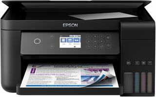 Impresora Multifuncional EPSON ECOTANK ET-3700