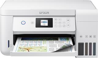 Epson EcoTank ET-2756 tinta color wifi blanca