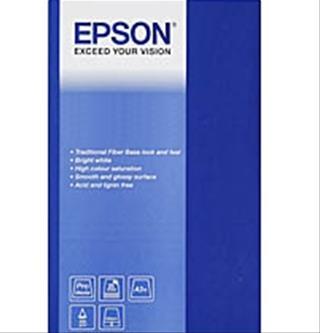 EPSON PAPEL INKJET FOTOGRÁFICO GLOSSY A4 50 HOJAS