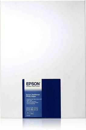 Papel Epson GF Traditional Photo  A4. 25h - 330 ...