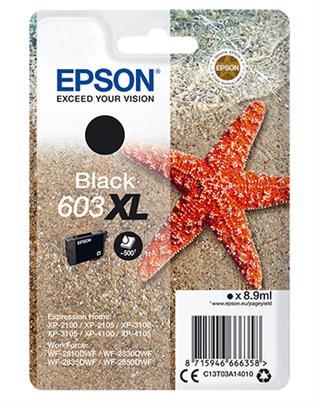 CARTUCHO EPSON BLACK 603 XL