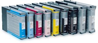 Epson Ink/T543100 110ml PBK