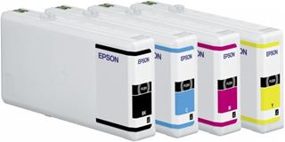 EPSON INK CARTRIDGE XL BLACK 2.4K     WP4000·