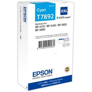 TINTA EPSON T7892 XXL CYAN