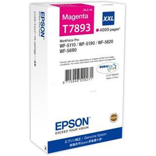 TINTA EPSON T7893 XXL  MAGENTA