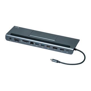 I-TEC ACCESSORIES I-TEC USB-C LP 3X LCD DOCK PD   I-TEC USB-C LP