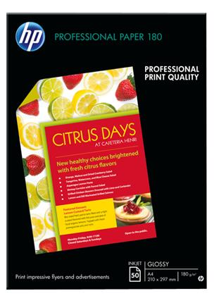 HP Paper/Brochure + Flyer 50sh f DJ OJ