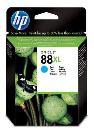 HP No 88 Ink Cart Large/cyan