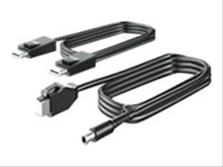 Cable de alimentación HP V4P95AA DP+USB 3m
