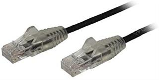 Cable de red Startech N6PAT50CMBKS Cat6 0.5m slim ...