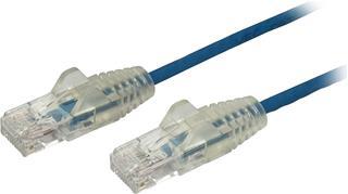 Cable de red Startech N6PAT50CMBLS Cat6 0.5m slim ...