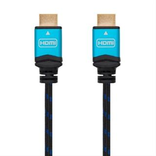 CABLE HDMI V2.0 4K 60HZ 18GBPS, AM-AM, NEGRO 7M ...