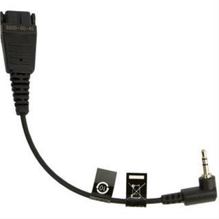 Cable mini jack  Jabra 2.5 mm