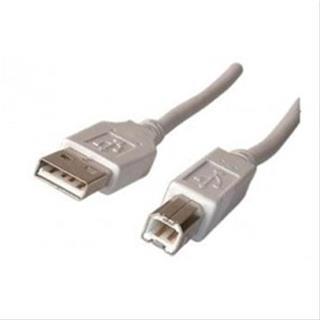 CABLE USB 2.0 A/M-B/M 3M BULK
