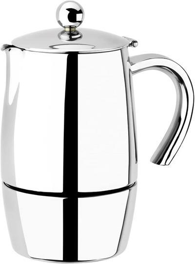 Cafetera italiana Bra 170435 Magna 10 tazas