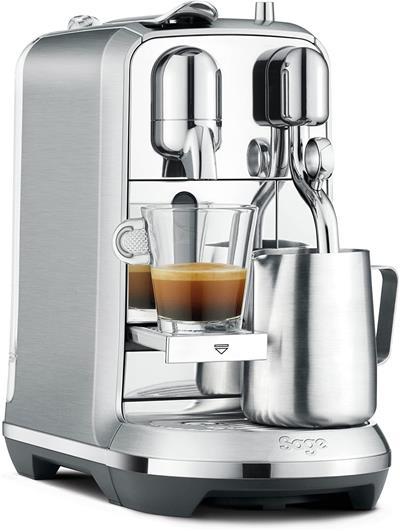 Cafetera Sage Nespresso Maschine Creatista Plus ...