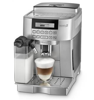 Cafetera Superautomatica Delonghi Ecam 22.360.S plata