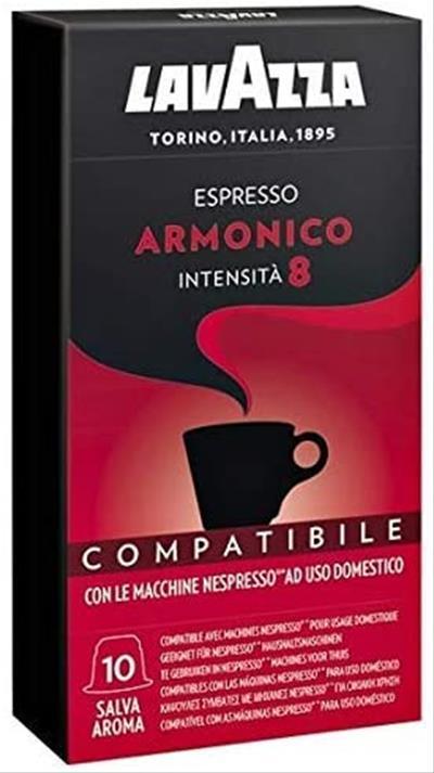 Caja 10 unidades Capsula cafetera compatible ...