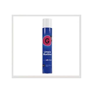 Caja 12 Spray G3 limpiamuebles 750ml