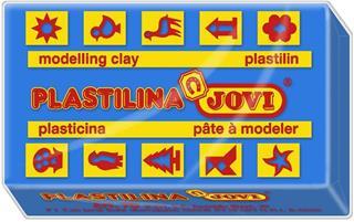 CAJA 15 PASTILLAS PLASTILINA 150 G - AZUL OSCURO ...