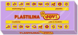 CAJA 15 PASTILLAS PLASTILINA 150 G - LILA JOVI