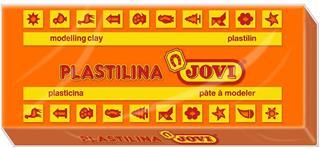 CAJA 15 PASTILLAS PLASTILINA 150 G - NARANJA JOVI