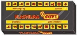 CAJA 15 PASTILLAS PLASTILINA 150 G - NEGRO JOVI