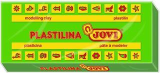 CAJA 15 PASTILLAS PLASTILINA 150 G - VERDE CLARO ...