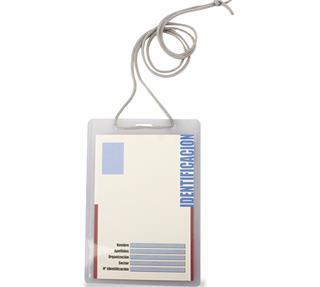 CAJA 50 FUNDAS IDENTIFICACION PVC NATURAL ...